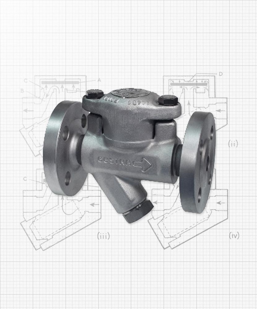 Nexam Industries - Kondensaadieraldid