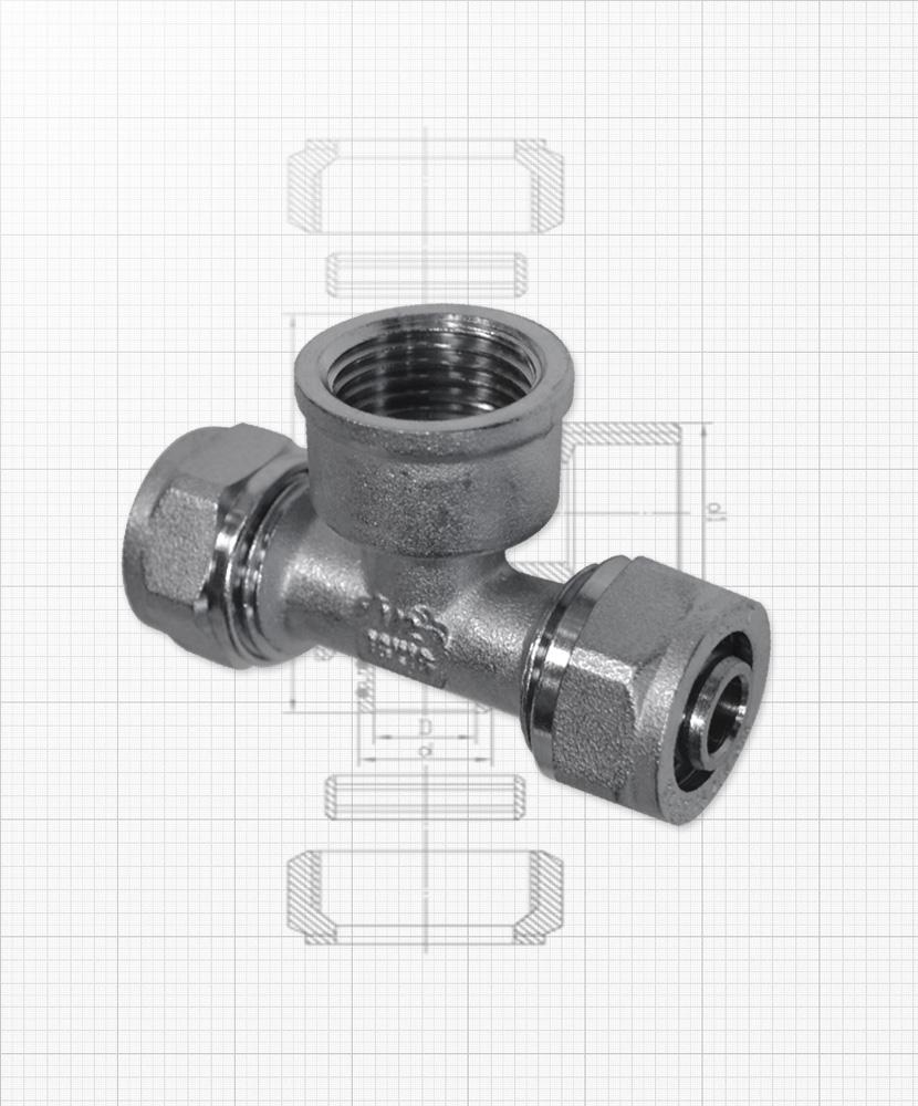 Nexam Industries - Äärikud ja toruliitmikud